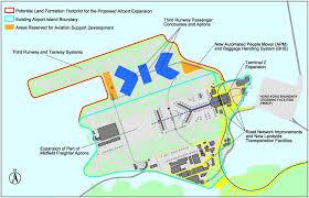 Hong Kong International Airport Floor Plan Protests Held At Hong Kong Airport Before Work On Hk 141 Billion