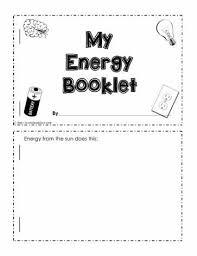energy worksheetsworksheets
