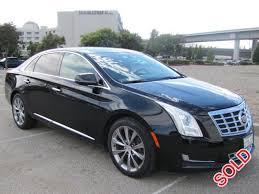 cadillac xts 2005 used 2013 cadillac xts l sedan limo pleasanton california