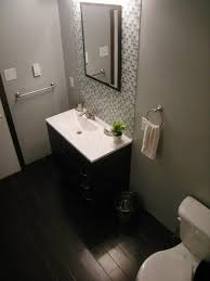 Bathroom Ideas Bathroom Medicine Cabinet With Black Mirror On The Budgeting For A Bathroom Remodel Hgtv