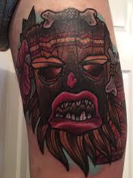 my uka uka tattoo aku aku will be joining him soon imgur