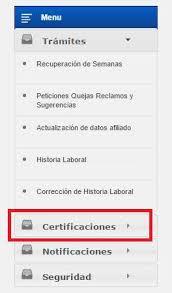 descargar el certificado de pensiones y cesantas ing cómo sacar el certificado del fondo de pensiones