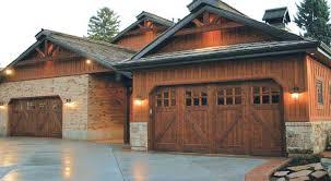 California Overhead Door Wood Garage Doors A Accent To Your Monterey Or San Jose Home