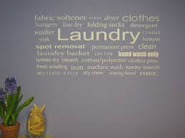 laundry room art a means of bored cast in the bath home decor image of laundry room wall art stickers