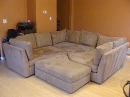 microfiber sectional with ottoman popular of sectional sofa with ottoman corinthian wynn sectional
