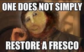 Monkey Jesus Meme - hst 7500 intro to public history fall 2012 fresco fiasco