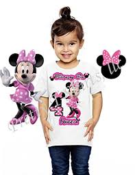 minnie mouse birthday minnie mouse birthday shirt add any name any age