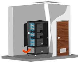 Small Computer Cabinet Computer Cabinet Cabinet Cooling Data Rack