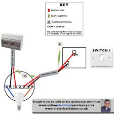 wiring diagram for multiple lights on one switch uk love wiring