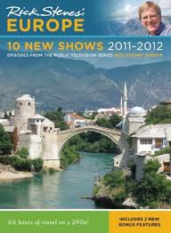 rick steves europe 10 new shows dvd 2011 2012 rick