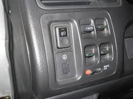 honda crv 2009 warning lights on dashboard 97 01 cr v dash switch p n needed