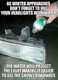 Project Car Memes - great car hacks to help you out during winter album on imgur