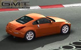 orange nissan 350z nissan 350z u2013 lots of new previews u2013 virtualr net u2013 sim racing news