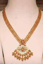 best 25 necklace designs in gold ideas on necklace