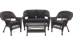 black wicker outdoor furniture u2013 whereibuyit com