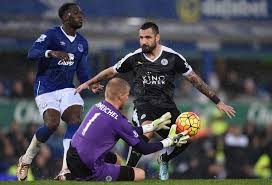 everton v leicester at goodison park liverpool echo