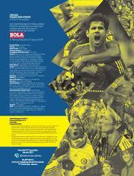 Chelsea Parade Jual Majalah Bola Series Chelsea Parade Para Striker Scoop Indonesia