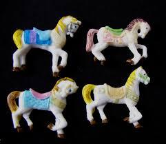 carousel cake topper fondant carousel cake and cupcake toppers carousel horses
