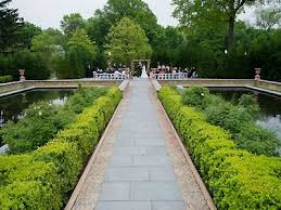 staten island wedding venues celebrate at snug harbor has a multitude of garden options for