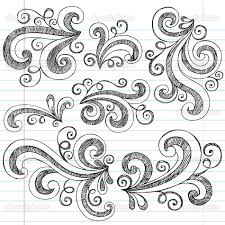doodle drawings for sale simple doodle ideas sketchy doodle swirls vector design elements