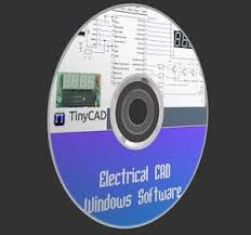 electrical cad drawing circuit diagrams maker tinycad windows pc