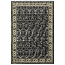 Home Decorators Carpet Home Decorators Collection Gianna Indigo 5 Ft 3 In X 7 Ft 6 In