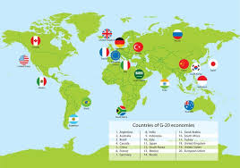world maps free g20 countries world map vector free vector stock