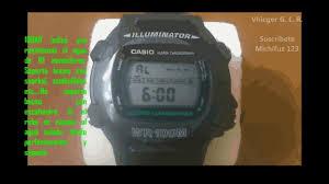 Jam Tangan Casio Dw 290 reloj casio w 740 1v