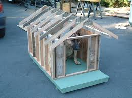 dog house plans trying it out for size dog house and dog stuff