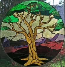 97 best stained glass ideas images on mosaics fused