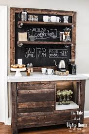 kitchen coffee bar ideas adorable coffee bar table 25 best ideas about kitchen coffee bars