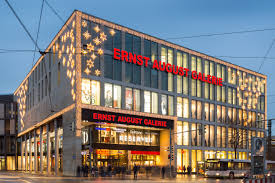 Shopping In Germany File Ernst August Galerie Shopping Mall Ernst August Platz Mitte