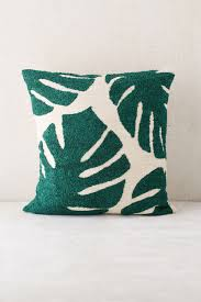 Home Decor Stores Like Urban Outfitters Assembly Home Crewel Palms Pillow Urban Outfitters