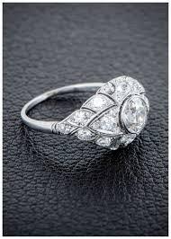 829 best vintage engagement rings images on pinterest antique