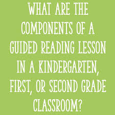 guided reading lesson plan template for the classroom shared plans