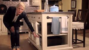 Kitchen Furniture Island Paula Deen Home River House Kitchen Island From Universal