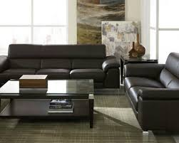 Nicoletti Leather Sofa by Nicoletti