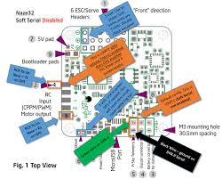 naze32 configuration for ublox neo 6m gps processio