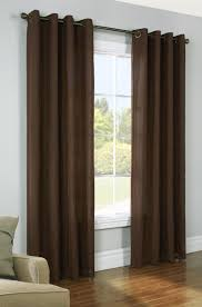 insulated sheer curtains thermal semi sheer window curtains