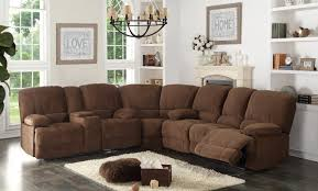Sectional Sofas With Recliners Ac Pacific Kevin Reclining Sectional Reviews Wayfair