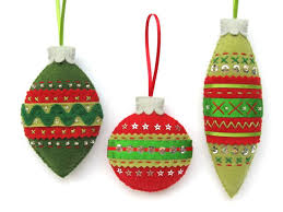 felt christmas ornaments bugs and fishes by lupin upcoming class make felt christmas