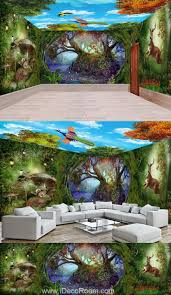 375 best entire living room wallpaper images on pinterest coupon 3d fairy tale land deer squiral wall murals wallpaper decals art prints idcqw 000318