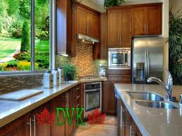 Kitchen Cabinets Vancouver Shaker Cognac Maple DVK Discount - Cognac kitchen cabinets