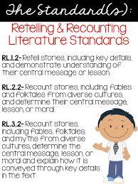 second grade nest retelling u0026 recounting stories exploring ela