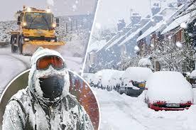 weather prediction 2016 snowbomb to smash uk on