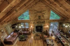 walch creekside log cabin retreat in homeaway cherokee