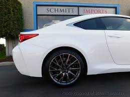 lexus rcf white interior 2015 used lexus rc f 2dr coupe at schmitt imports serving carlsbad