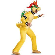 buy super mario deluxe bowser costume