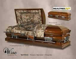 camo casket victory funeral services caskets