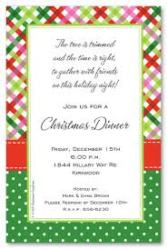 christmas brunch invitations christmas gingham invitations christmas party invitations 3694